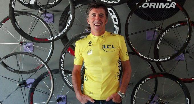 La conferència Pedro Delgado per a fomentar el ciclisme urbà