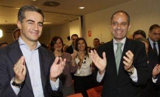 """La """"festa"""" del PP valencià s'asseu en l'Audiència Nacional"""
