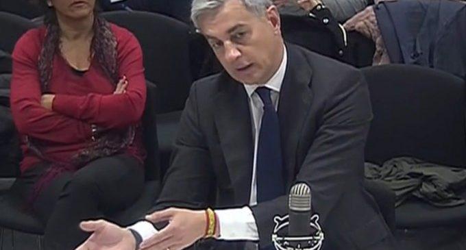 Gürtel   Ricardo Costa ho admet: Camps era la X