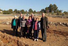 Llíria dedica el Dia de l'Arbre a la repoblació d'una zona del parc de Sant Vicent