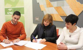 """La Mancomunitat cedeix l'ús del Centre Ocupacional 9 d'Octubre al Patronat d'Educació Especial """"Reina Sofía"""""""