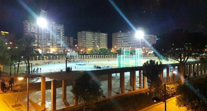 Millora de l'Estadi del Túria en el tram III de l'antic llit del riu