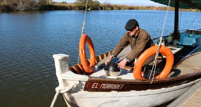 Catarroja ofereix en FITUR passejos en barca amb degustació d'allipebre i cerveses artesanals
