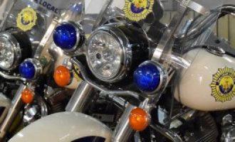 L'Ajuntament trau a subhasta sis Harley Davidson