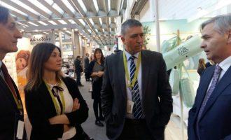 Climent destaca que l'aposta del sector tèxtil-llar valencià per la innovació i la qualitat 's'està traduint en un augment de vendes a l'exterior'