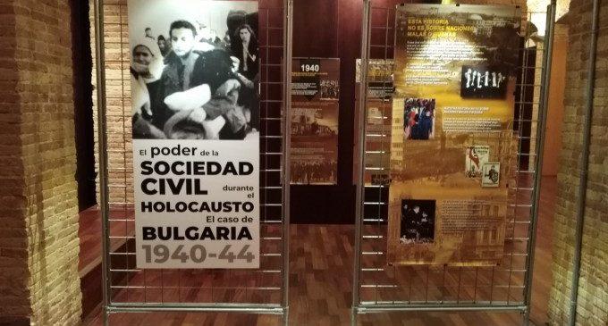 Exposició sobre el poder de la societat civil durant l'Holocaust