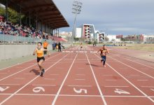 La Trobada Comarcal d'Escoles Esportives Municipals acull a més de 600 de participants a Torrent