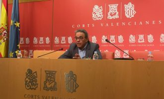 """Mata: """"Dir que la Comunitat prefereix un projecte de ruptura amb Espanya és deliri polític"""""""