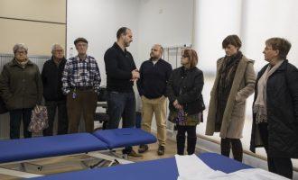 Picassent millora el servei de fisioteràpia municipal