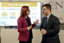 El SOM de la Diputació reparteix 72 milions entre els ajuntaments i les mancomunitats