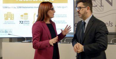 El SOM de la Diputació reparte 72 millones entre los ayuntamientos y las mancomunidades