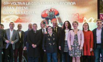 La Diputació de València mantiene su apuesta por el ciclismo y la Volta a la Comunitat