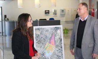 Llíria presenta una gran centro socio-asistencial en El Prat