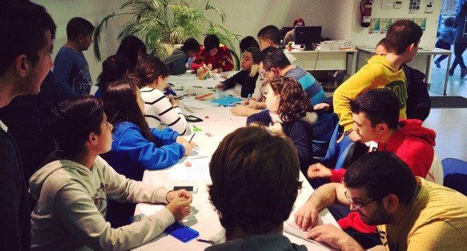 Gran participació entre la població més jove d'Alfafar