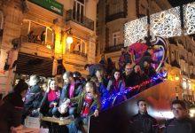 En Directo la Cabalgata de Reyes de Valencia 2020