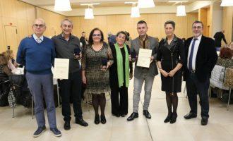 Catarroja rep la Medalla d'Honor de l'Associació d'Amics del Camí de Santiago
