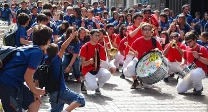 El so de les xarangues desapareix a Ciutat Vella