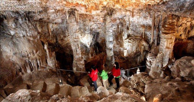 cuevas de la Comunidad Valenciana