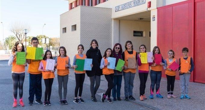 El col·legi Ausiàs March de Mislata forma un equip de mediació per a resoldre conflictes entre alumnes