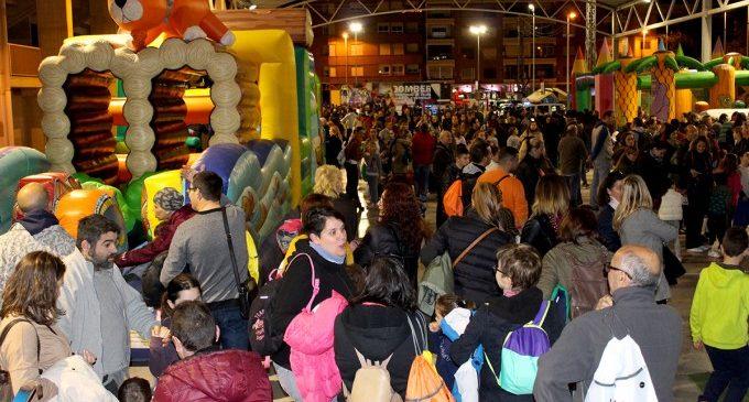 Cerca de 1.500 personas visitan ExpoJove en Llíria