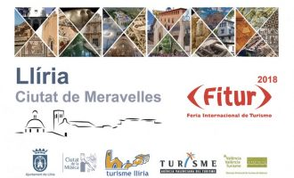 """Llíria presenta en Fitur 2018 el programa turísticocultural """"Ciutat de Meravelles"""""""