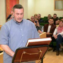 Guillem Montoro ya es concejal del Ayuntamiento de Paiporta