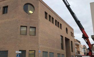 La Diputació i Sanitat ajuden a millorar el Centre de Salut de Massamagrell