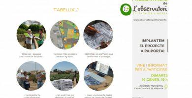 L'Observatori Ciutadà de l'Horta arriba a Paiporta