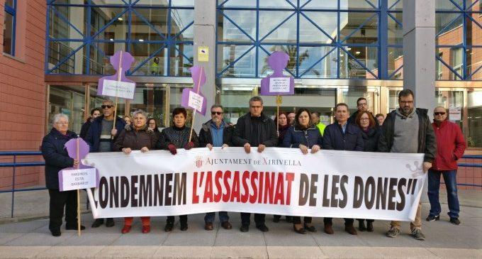 Xirivella s'adhereix al pacte  contra la violència masclista