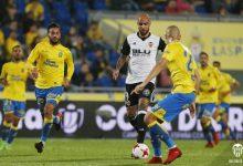 Guanyar, únic objectiu del Valencia CF en la seua visita a la UD Las Palmas