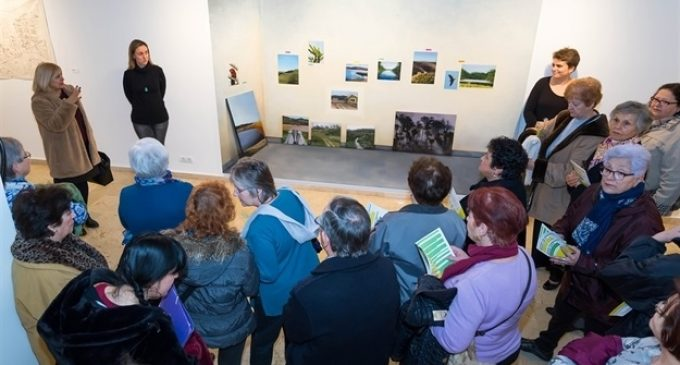 La Bienal Miquel Navarro dedica els seus últims dies a organitzar visites guiades per a associacions