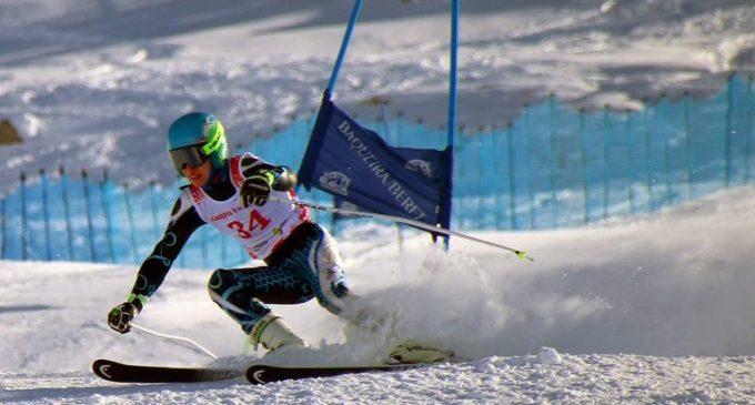 Jaime Almenar triomfa en la Copa d´Espanya d´Esquí Alpí Adaptat