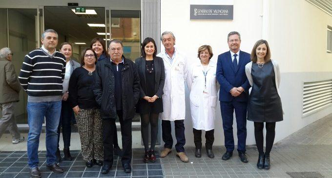 Montón: 'La remodelació del consultori Bilbao és una mostra que la dignificació de les infraestructures és una prioritat per aquest Consell'
