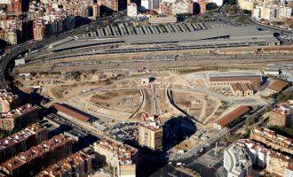 3,8 milions d'euros per a la primera fase del Parc Central