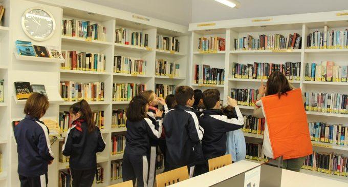 La campanya 'Bon dia, Biblioteca' acosta els llibres als més jóvens