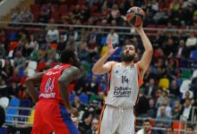 Valencia Basket rep al líder, el CSKA Moscou