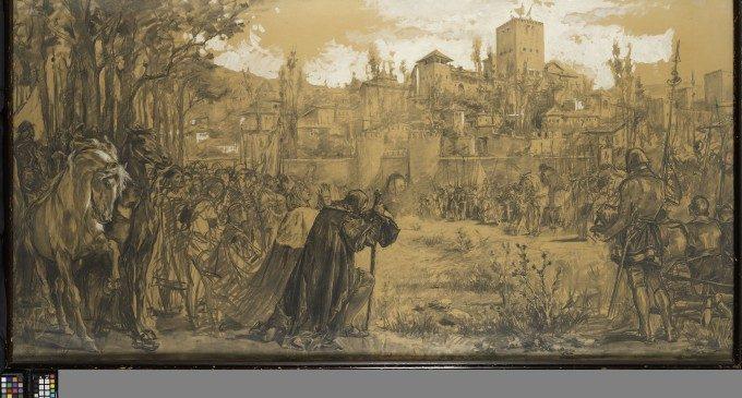 La Rendició de Granada s'exhibirà en la Casa-Museu Benlliure
