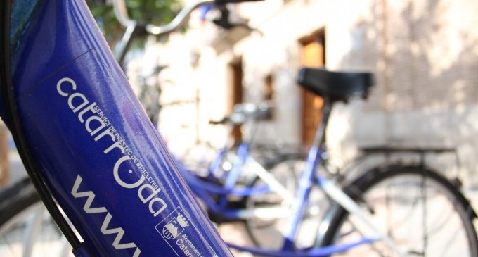 Catarroja promociona l'ús de la bicicleta entre el personal de l'administració pública
