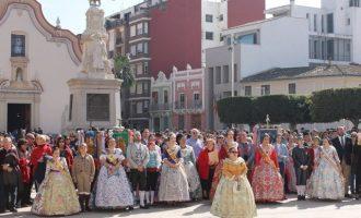 Alfafar arranca els seus actes fallers amb la Crida i l'Exposició del Ninot