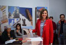 Sandra Gómez apunta a l'alcaldia de València després de guanyar les primàries del PSPV