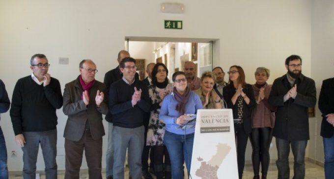 L'equip de govern de la Diputació se suma a l'atur del 8 de març contra la desigualtat laboral de les dones