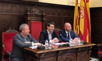 La Diputació invertirà enguany 4,5 milions d'euros en els 16 municipis del Camp de Morvedre
