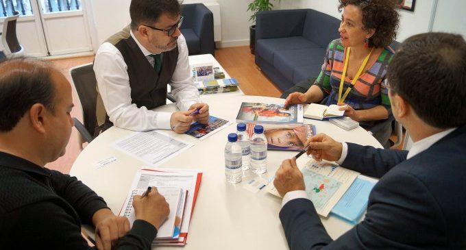 L´àrea de Cooperació i ACNUR acorden un projecte per a millorar les condicions de vida dels refugiats sirians