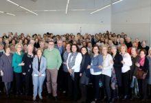 La I Trobada Comarcal Tyrius acull més de 200 dones a Torrent