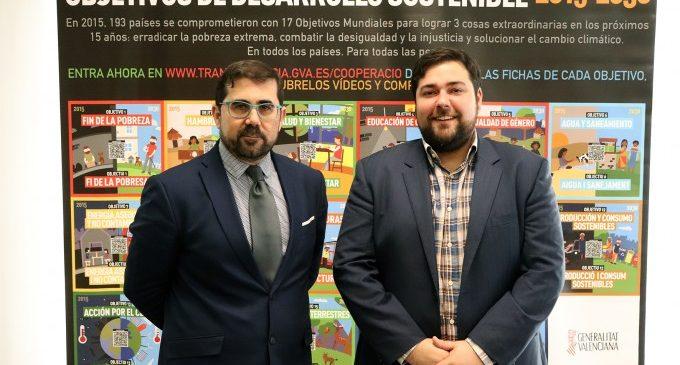 Rafelbunyol s'adhereix a l'Aliança de Ciutats pel Desenvolupament Sostenible que impulsa la Generalitat
