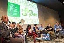 Xavier Rius manté una trobada amb representants municipals per a presentar les línies estratègiques de l'Àrea de Cultura en 2018