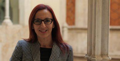 """Mª Josep Amigó: """"Para gobernar hay que hacerlo más con la cabeza que con el corazón"""""""