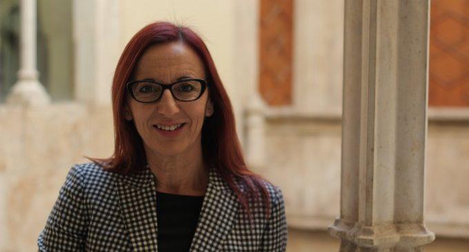 """Mª Josep Amigó: """"Per a governar cal fer-ho més amb el cap que amb el cor"""""""