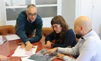 Burjassot i Godella valoren la possibilitat d'interconnectar els parcs de la Devesa i la Eixereta