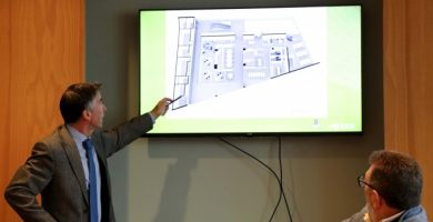 Aigües de l'Horta presenta les seues noves oficines a Torrent